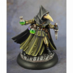Rpr07017 Sister Hazel Plague Doctor Miniature Dungeon Dwellers Reaper Minitures