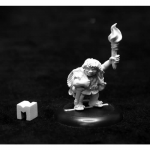 Rpr07018 Gus Greenweevil Halfling Henchman Miniature Dungeon Dwellers Reaper Minitures