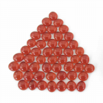 Wcx01124 Crystal Red Stones 40 Or More