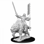Wzk73547  Orc On Dire Wolf