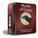 ATG1342 Murder Of Crows 2nd Edtion Card Game Atlas Games