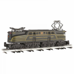 Bac41707 Gg1 Pennsylvania As Delivered O Scale Electric Locomotive