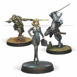 COR280004 Dire Foes Mission Pack 4 Flee Or Die Corvus Belli