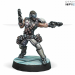 COR280846 Acmon Sergeant of Dactyls Aleph Infinity Miniature Game Corvus Belli