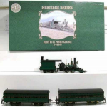 Lnl30088 John Bull O Scale Heritage Series Passenger Electric Train Set From 2008