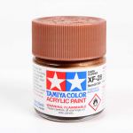 TAM81328 Xf-28 Dark Copper Acrylic 23ml Bottle Hobby Paint Tamiya
