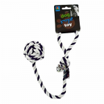 WONDSDI233 Knotted Rope Dog Toy Wondertrail
