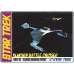 AMT72012 Klingon Battle Cruiser 1/650 Scale Plastic Model Kit AMT