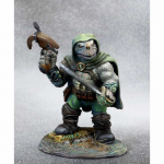 Dsm8120 Tortoise Rogue With Hand Crossbow And Sword