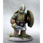 Dsm8122 Tortoise Warrior With Sword And Shield