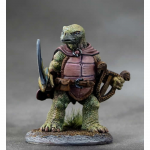 Dsm8123 Tostoise Bard With Lyre And Sword