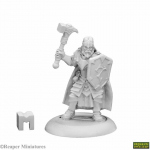 RPR07029 Balzador Cleric Miniature 25mm Heroic Scale Dungeon Dwellers Reaper Minitures