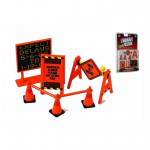 FEX16058 Road Sign Set 24th Scale Shop Tools Phoenix Toys