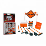 FEX16060 Construction Tool Set 24th Scale Shop Tools Phoenix Toys