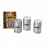 FEX17013 55 Gallon Oil Drums 24th Scale Tools Phoenix Toys