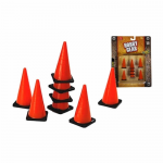 FEX17025 Road Cone Set 24th Scale Tools Phoenix Toys