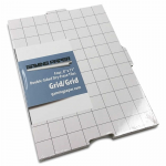 Ggp0006 Gp: Tiles: Grid And Grid 8x11 Inches (4)