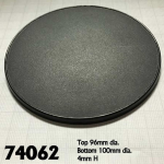 Rpr74062 100mm Round Gaming Base (4)