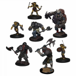 Wzk72929 Village Raiders Monster Pack D&d Icons Of The Realms