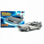 AMT91112 Back To The Future Time Machine 25th Scale Model Polar Lights