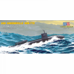 HBM87016 USS Greenville SSN 772 1/700 Scale Plastic Model Kit Hobby Boss