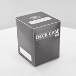 UGDDC010301 Grey Deck Box Holds 100 Standard Size Cards Pack of 1
