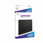 Ugddps010568 Supreme Soft Small Sleeves Black Pack Of 60 Sleeves