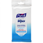 Wonds027 Purell Hand Sanizing Wipes