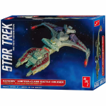 AMT102712 Klingon Vorcha 1400 Scale Plastic Model Kit AMT