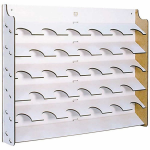 VAL26009 Wall Mount Display Rack For 35 and 60ml Bottles Vallejo