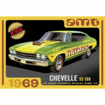 AMT113812 1969 Chevy Chevelle SS 396 1/25 Scale Plastic Model Kit AMT