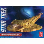 AMT102812 Cardassian Galor Class 1/750 Scale Plastic Model Kit AMT