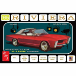 AMT1121 1965 Buick Riviera George Barris 1/25 Scale Plastic Model Kit AMT