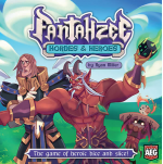 AEG5866 Fantahzee Hordes And Heroes The Game Of Heroic Dice And Slice Alderac Entertainment Group
