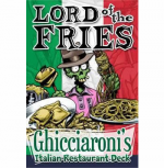 CAG225 Ghicciaronis Italian Restaurant Lord Of The Fries Expansion Cheapass Games