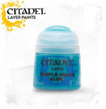 GAW22-20 Temple Guard Blue Layer Acrylic Paint 12ml Bottle Citadel