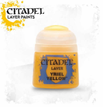 GAW22-01 Yriel Yellow Layer Acrylic Paint 12ml Bottle Citadel