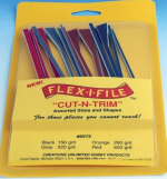 FLX8575 Cut and Trim Set Assorted Flex Tapes FlexiFile