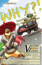 VPG15001 WHY 2nd Edition Board Game Victory Point Games