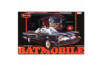 AMT824P 1966 TV Series Batmobile 1/25 Scale Plastic Snap Model Kit AMT