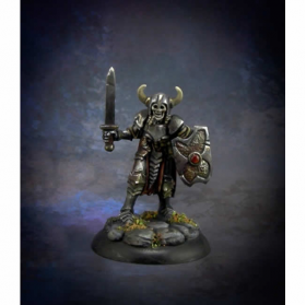 Rpr07001 Rictus The Undying Miniature Dungeon Dwellers Reaper Minitures
