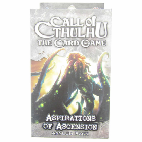 FFGCT43 Aspirations of Ascension - Call of Cthulhu LCG