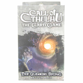 FFGCT44 The Gleaming Spiral Asylum Pack Call of Cthulhu LCG