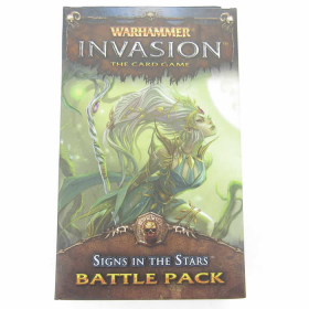 FFGWHC19  Signs in the Stars - Warhammer Invasion LCG