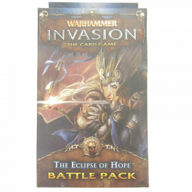 FFGWHC20  The Eclipse of Hope - Warhammer Invasion LCG