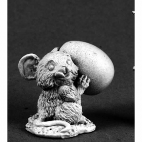 RPR01432 Easter Mouslings Miniature 25mm Heroic Scale Special Edition