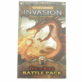 FFGWHC35 Days of Blood Warhammer Invasion Living Card Game