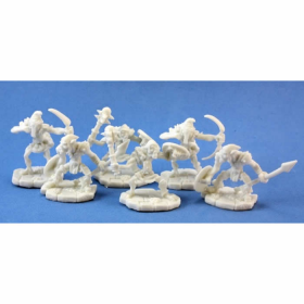 RPR77024 Goblins Miniature 25mm Heroic Scale Dark Heaven Bones Reaper Miniatures
