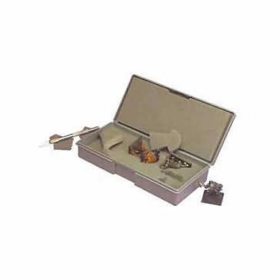 CHX02869 Miniature Storage Box Small (3-Layers of Uncut Foam) Chessex