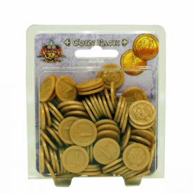 CMNAQ004 Arcadia Quest Coin Pack Board Game Accessory